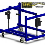LTW, Inc. LTW Ergonomic Solutions E2LC Industrial Base