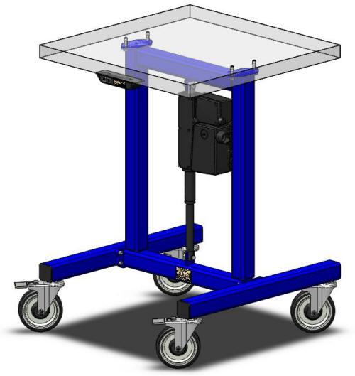 LTW Ergonomic Solutions Small Bases