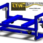 LTW, Inc. LTW Ergonomic Solutions E4H LC Industrial Base