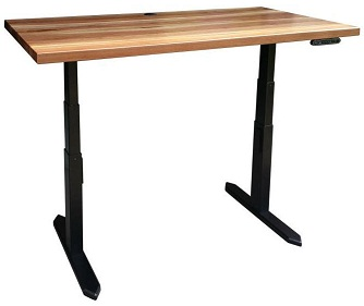 LTW, Inc. LTW Ergonomic Solutions Height Adjustable Desk Short Standing Meeting