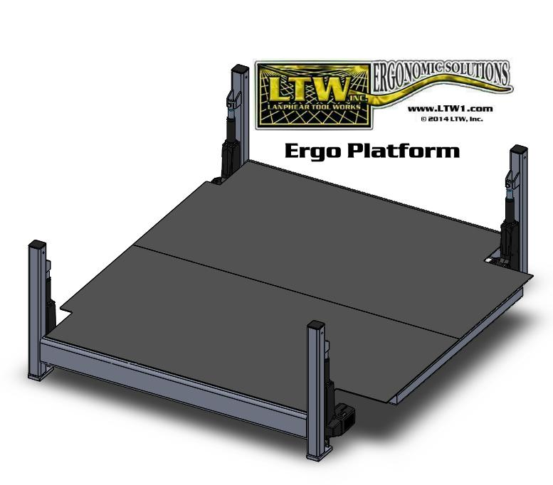 LTW Low Profile Platform