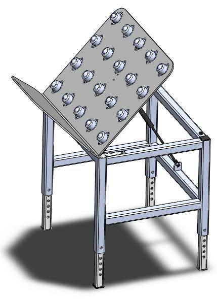 LTW General Tilt Roller Stand