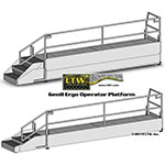 LTW Ergonomic Solutions Operator Lift Platforms-Icon