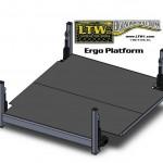 LTW, Inc. LTW Ergonomic Solutions E4LC Ergo Industrial Platform