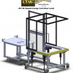 LTW, Inc. LTW Ergonomic Solutions Rapid Change Industrial Tech-Rear Load RCT-RL