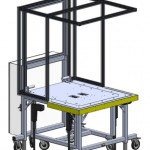 LTW, Inc. LTW Ergonomic Solutions Ergonomic Rapid Change Industrial Tech-Rear Load RCT-RL