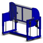 E4H Tilt Height Adjustable Table - Patented Tilting and Height Adjustable Welding Table - LTW Ergonomic Solutions