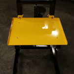 E1 RCT Cart Gen II Height Adjustable Material Handling Cart by LTW Ergonomic Solutions