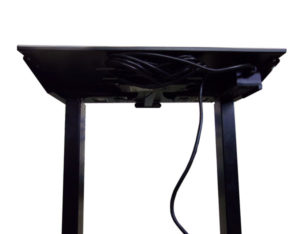Fast Lift Height Adjustable E2 Table with Column Lifts by LTW Ergonomic Solutions - Bottom
