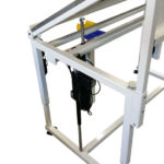 Height adjustable industrial tilting E2 Tilt Workstation by LTW Ergonomic Solutions