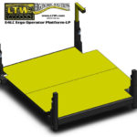 E4LC Low Profile Ergonomic Operator Platform - LTW Ergonomic Solutions