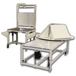 Rotating Packing and Shipping GTR Workstation by LTW Ergonomic Solutions