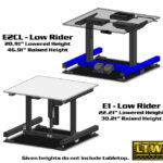 LTW-E2CL-Ergo-Base-w-Levelers-&-LowRider-B4904-FOR-WEB-1