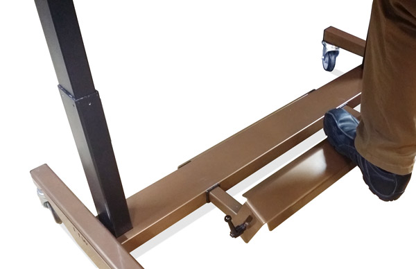 Table Foot Rest by LTW Ergonomic Solutions